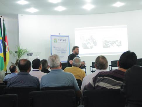 Plenária Extraordinária do CRT-RS é realizada na 34ª Mostratec