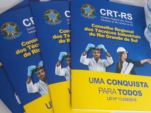 Revista CRT-RS