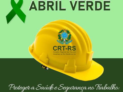 Abril Verde: Junte-se a esta mobilização