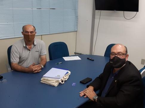 CRT-RS realiza agenda orientativa à CERFOX