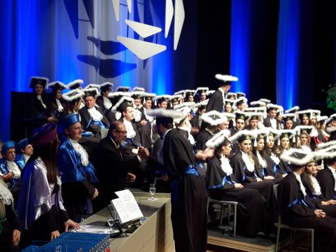 CRT-RS participa de cerimônia de formatura de técnicos industriais na Univates
