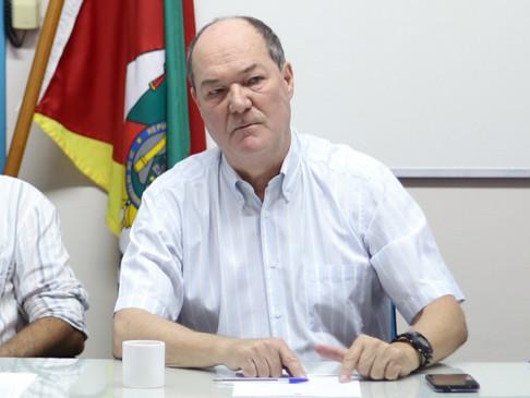 Presidente do CRT-RS Ricardo Nerbas está de licença por motivo de saúde