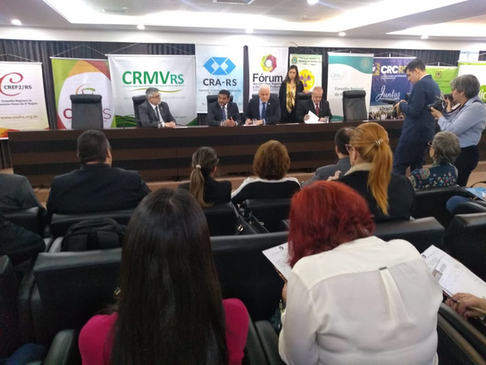 CRT-RS participa de IX Seminário de Fiscalização Profissional na OAB/RS