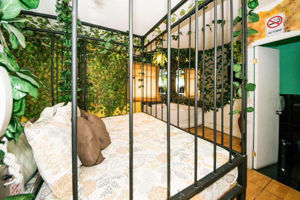 motel alhambra jungla