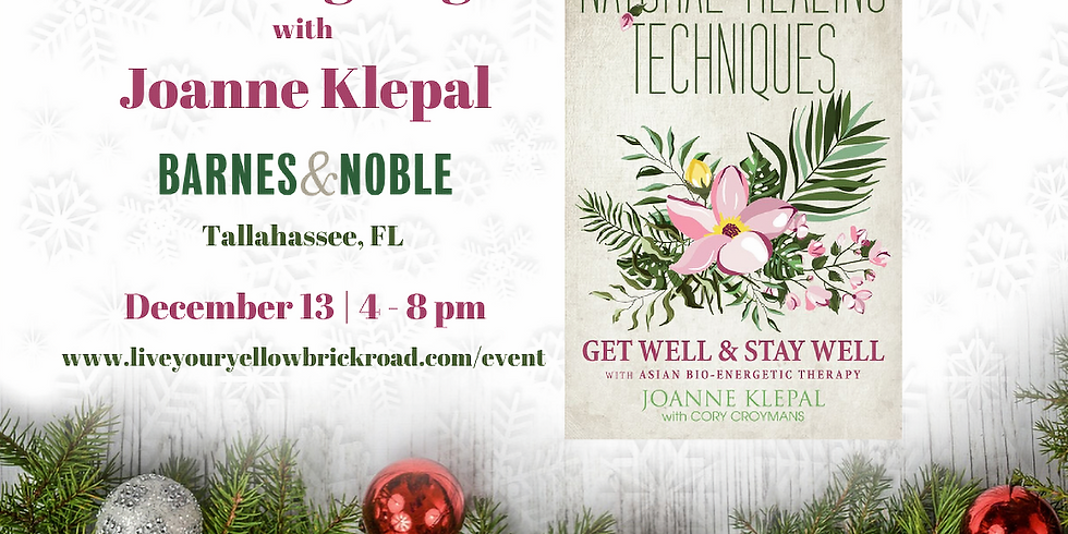 Barnes & Noble   Tallahassee    Book Signing with Joanne Klepal