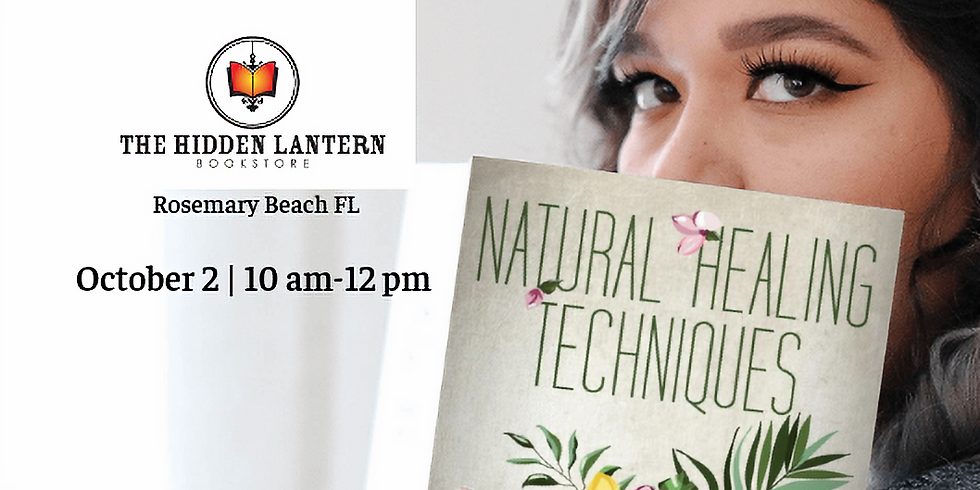 30A's Hidden Lantern Bookstore, Book Signing with Joanne Klepal