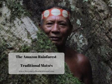 The Amazon: Traditional Matsés