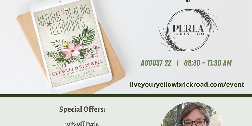Perla Baking Co | Book Signing w/ Joanne Klepal