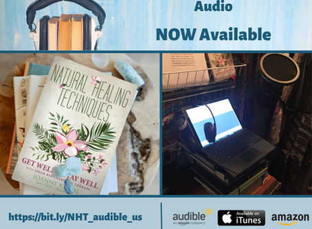 Have You Heard, Audio is Here!