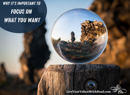 Why It's Important to Focus on What You Want