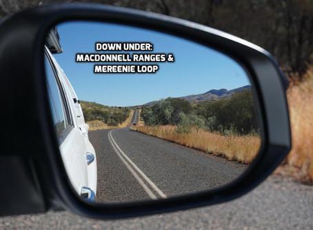 Down Under: MacDonnell Ranges & Mereenie Loop