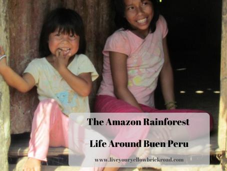 The Amazon: Around Buen Peru