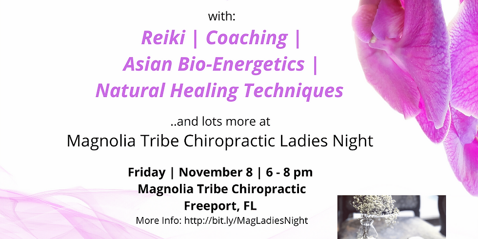 Ladies Night For Your Mind - Body - Soul