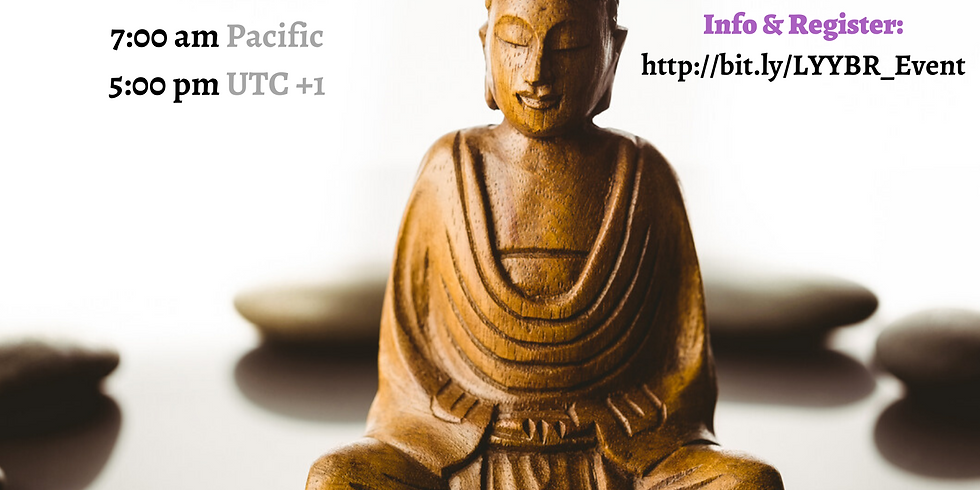 Reiki Meditation Circle (Virtual Event)