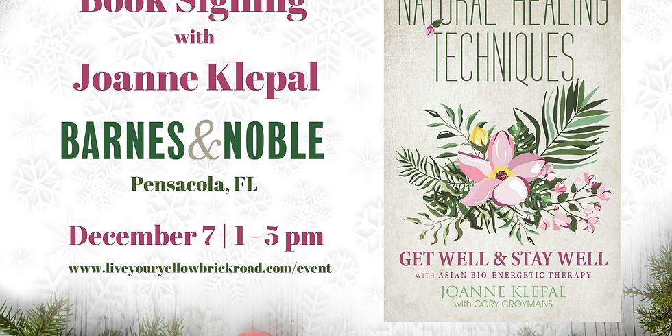 Barnes & Noble   Pensacola    Book Signing with Joanne Klepal