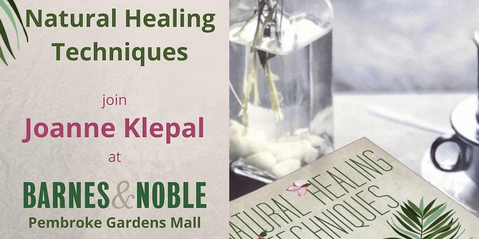 Barnes & Noble   The Shops at Pembroke Gardens   Book Signing with Joanne Klepal