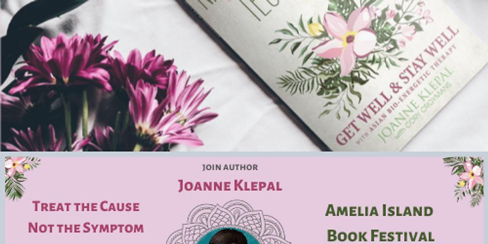 Amelia Island Book Festival | Fernandina Beach | Book Signing with Joanne Klepal