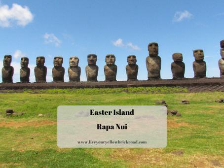 Easter Island:  Rapa Nui…Rapa What?