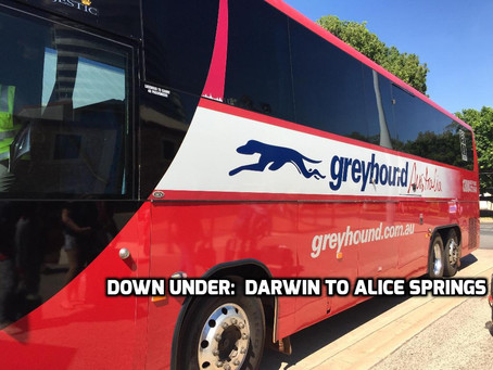 Down Under: Darwin to Alice Springs