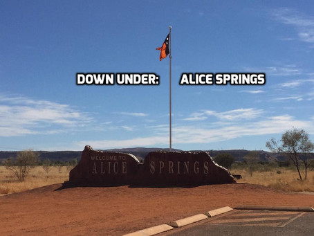 Down Under: Alice Springs