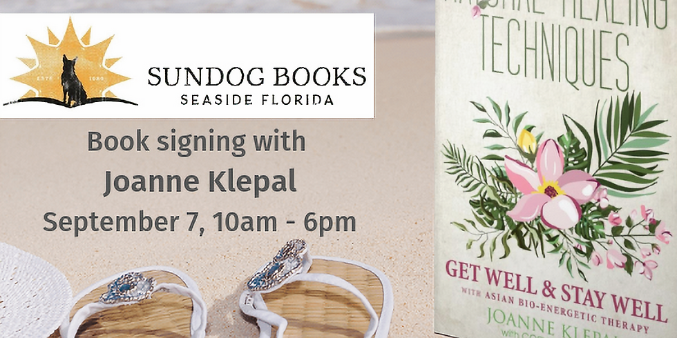 Sundog Books, Book Signing with Joanne Klepal