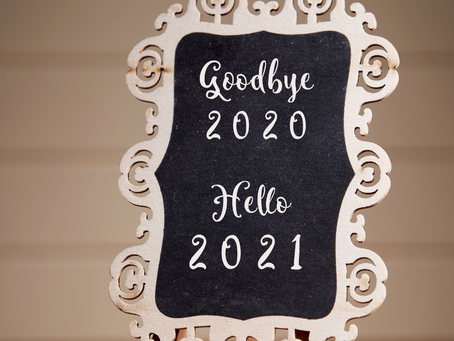 2020 Reflections and Upcoming Events to Welcome 2021!