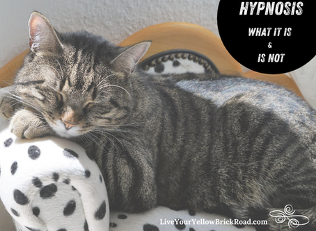 What Hypnosis Is & Is Not