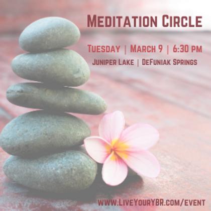 Meditation Circle - March
