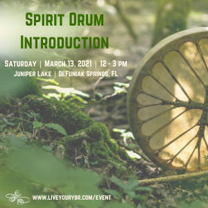 Learn to use the drum for meditation, healing, & relaxation
