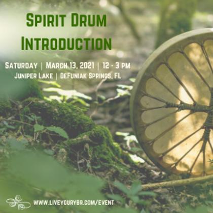 Spirit Drum Introduction
