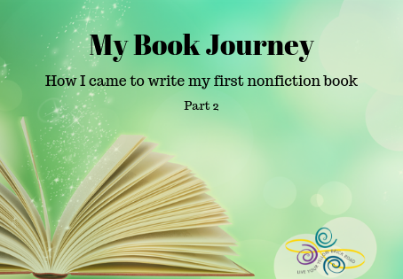 My Book Journey, Part 2