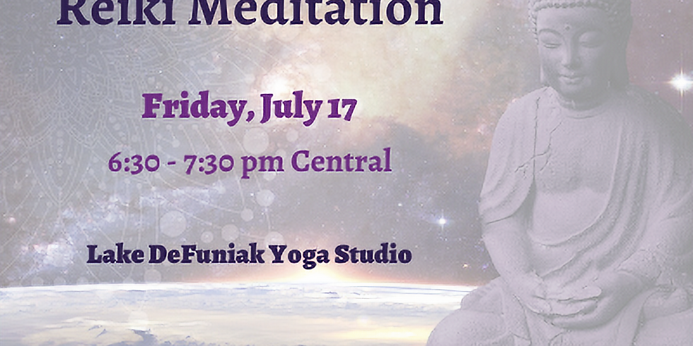 Relax with Reiki Meditation