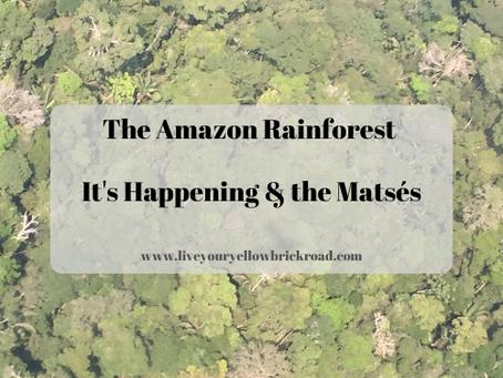 The Amazon: It's Happening & the Matsés