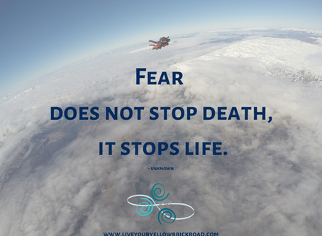 Coronavirus: Acknowledge & Breathe into your Fear