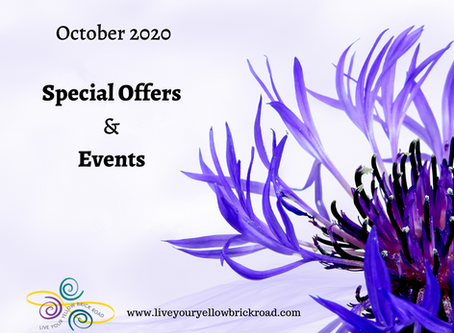 October Special Offers & Events
