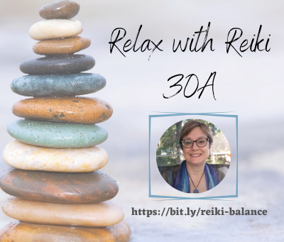 Relax with Reiki on 30A