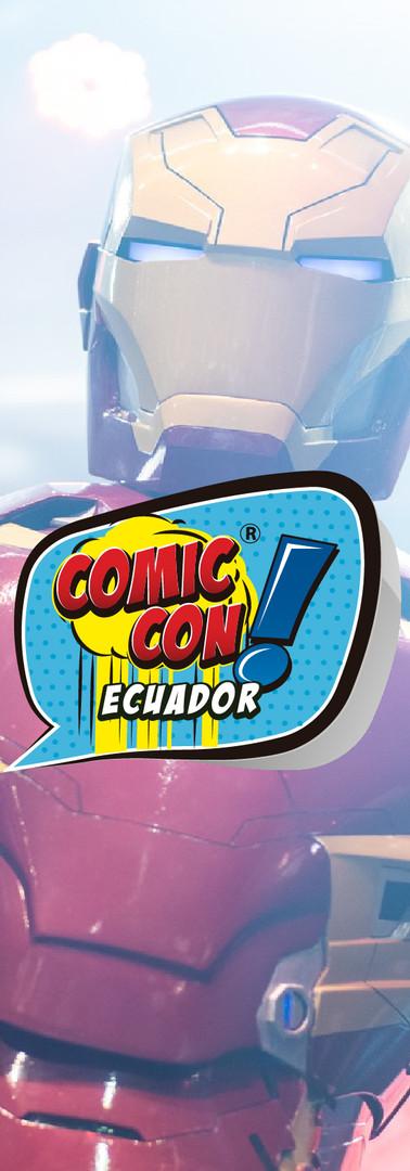 COMIC CON ECUADOR
