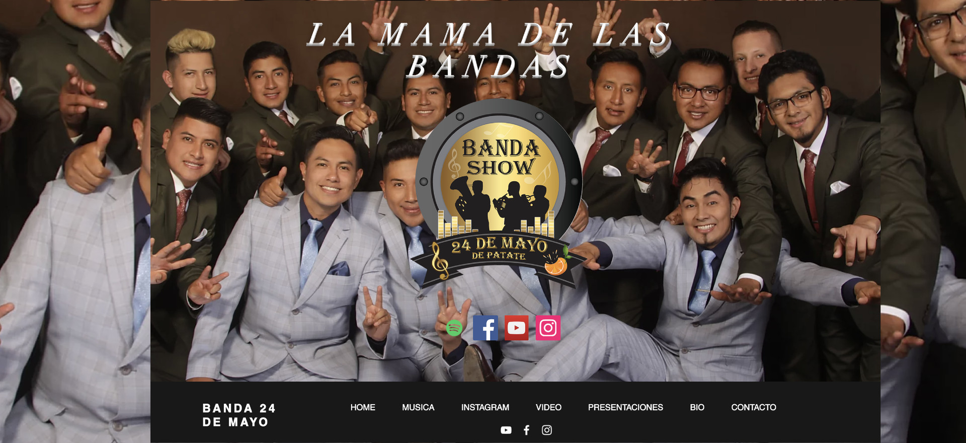 BANDA 24 DE MAYO