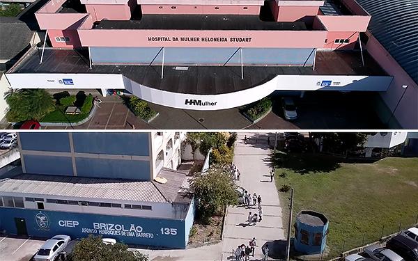 Hospital da Mulher e Ciep 135, Dra Ana Teresa Derraik, Nosso Instituto