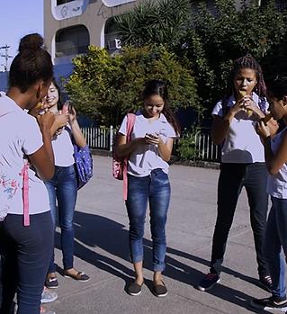 #ciep135 #anateresaderraik #ong #nossoinstituto #gravideznaadolescencia