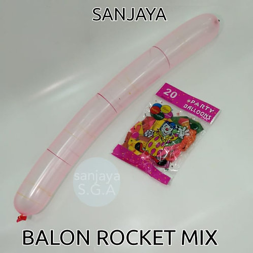 BALON ROCKET MIX