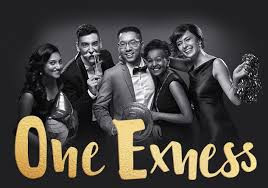Key Visual - One Exness