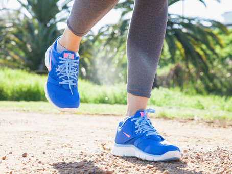 Four Tips to Prevent Ankle Pain when Running