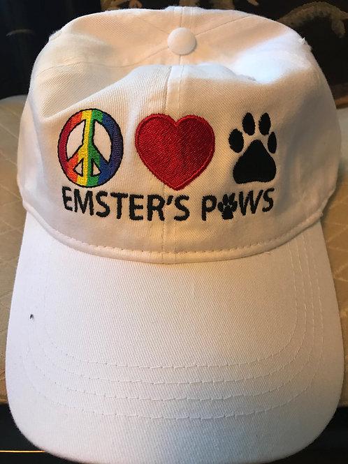 Emster's Paws Baseball Cap
