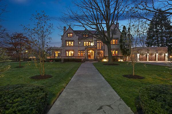 Burton Hales Mansion