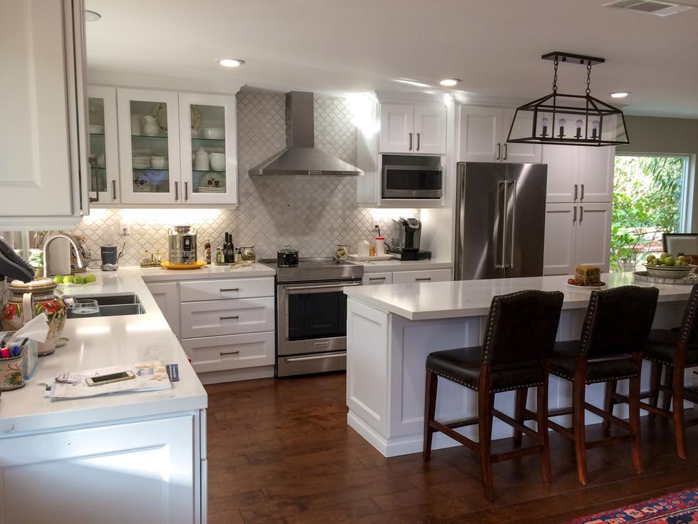 Thousand Oaks Kitchen Design | Designs by Patrice