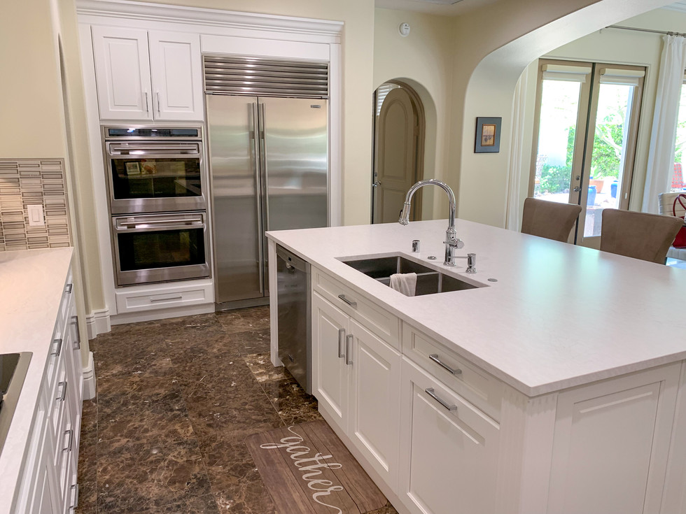 Palm Springs Kitchen Design | Designs by Patrice