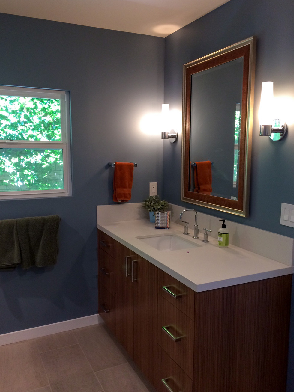 Palm Springs Bathroom Design | Designs by Patrice