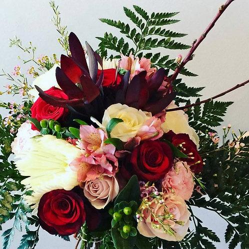 Special Valentine's bouquet
