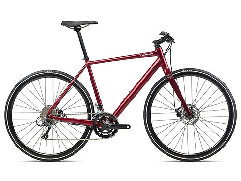 Orbea Vector 30 Hybrid Red